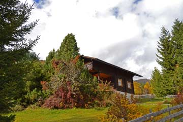 Ferienhaus Bad Kleinkirchheim im Sommer