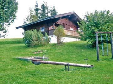 Skihütte Hermagor im Sommer