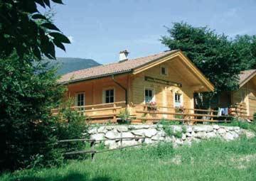 Ferienhaus Flattach im Sommer