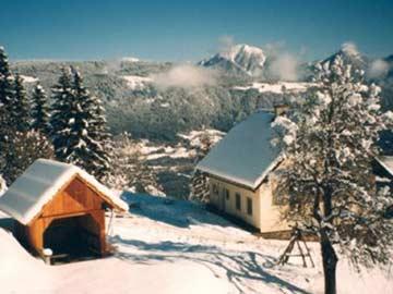 Skihütte Nassfeld