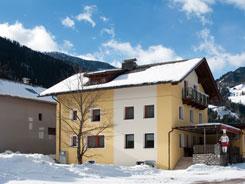 Ferienhaus Rangersdorf - Skiurlaub am Mölltaler Gletscher