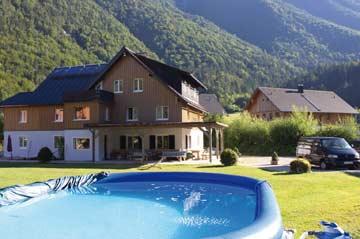 Schönes Ferienhaus im Salzkammergut nur 200 m zum Hallstättersee