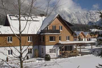Schönes Ferienhaus im Salzkammergut nur 3,5 km vom Skigebiet entfernt