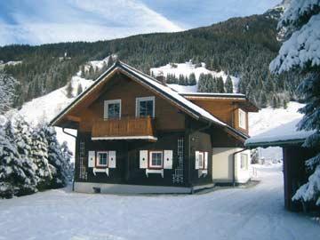 Ferienhaus Kleinarl mit Sauna