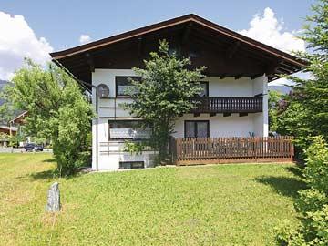 Ferienhaus Hollersbach im Sommer