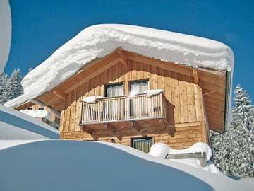 Chalet Annaberg - Scönes Holzhaus für Ski- und Wanderurlaub