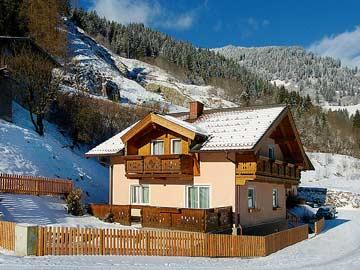 Ferienwohnung Grossarl für 4 bis 6 Personen