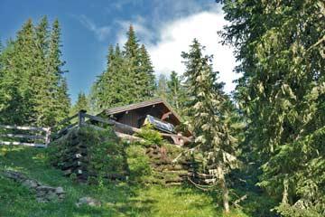 Hütte Wagrain - absolute Bergidylle im Salzburger Land