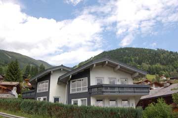 Ferienhaus Kaprun für den Sommerurlaub