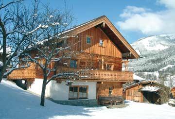Chalet Bruck für den Skiurlaub in Zell am See, 7 km zur Talstation Schmittenhöhe
