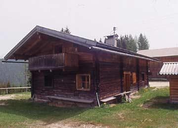 Hütte Radstadt - traumhafte idyllische Lage abseits von Trubel und Verkehr!