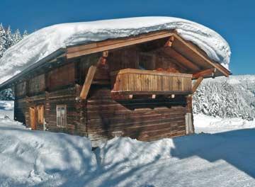 Berghütte Radstadt - traumhafte idyllische Lage abseits von Trubel und Verkehr!