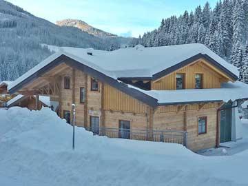 Chalet Filzmoos | Chalet mit Sauna in der Ski Amadé