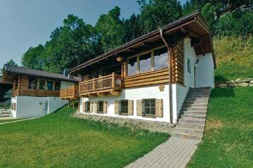 Ferienhaus Wald im Pinzgau - Sommeraufnahme