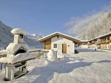 Ferienhaus Wald im Pinzgau - Skiurlaub in einem Top-Ferienhaus