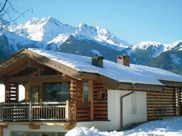 Chalet Pinzgau - Skiurlaub in Österreich