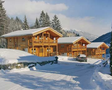 Ferienhaus Krimml mit Sauna und Whirlpool
