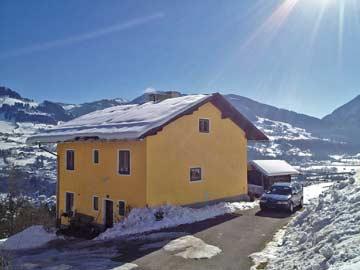 Ferienhaus Pongau - herrliche Lage oberhalb von St. Johann im Pongau