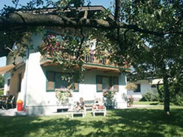 das Ferienhaus Bruck im Sommer