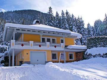 Ferienhaus Untertauern - Skiurlaub im Salzburger Land