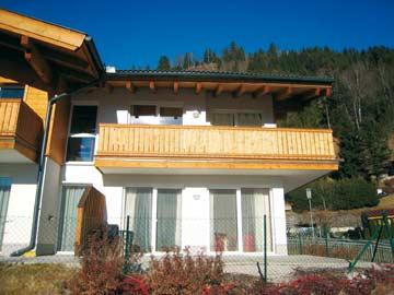 Ferienhaus in Zell am See mit 5 Schlafzimmern (Sommeransicht)