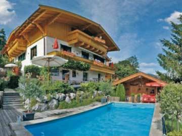 Ferienwohnung Piesendorf mit Pool