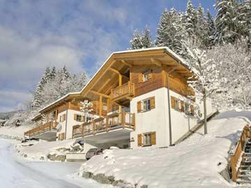 Ferienhaus mit Sauna am Tor zur Zillertalarena