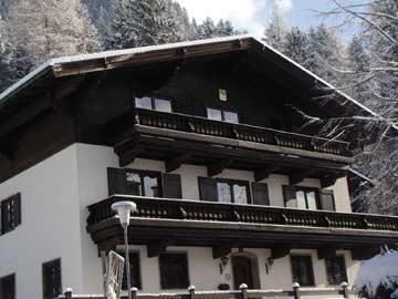 Ferienhaus Bad Gastein mit 6 Schlafzimmern