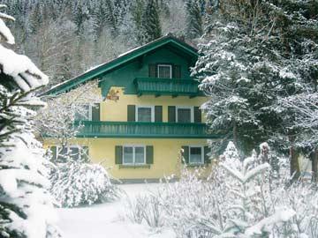 Ferienhaus Radstadt mit Sauna und 8 Schlafzimmern