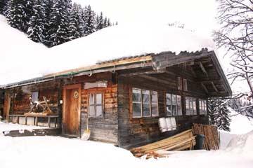 Skihütte Leogang - das ultimative Hüttenerlebnis im Salzburger Land !