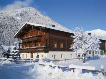 Ferienwohnung Maishofen - Skiurlaub auf dem Bauernhof