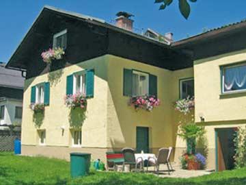 Ferienhaus St. Johann Ski Amadé - Außenaufnahme Sommer