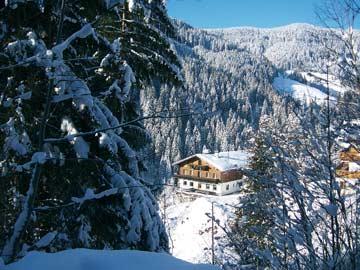Ferienhaus in Wagrain in wunderschöner Lage in der Salzburger Sportwelt