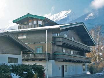 Gruppenhaus Neukirchen für 18-22 Personen mit Sauna