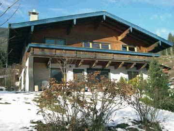 Ferienhaus Wildkogel mit herrlichem Blick auf den Großvenediger