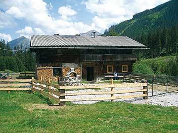 Hütte Bad Hofgastein - Wanderurlaub im Salzburger Land