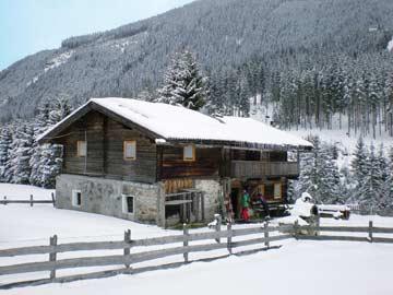 Skihütte Bad Hofgastein - traumhafter Skiurlaub im Gasteinertal