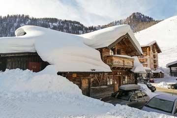 Hütte Zauchensee