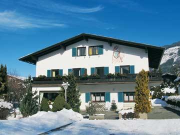 Ferienhaus Zell am See - direkt am See