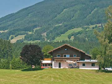 Chalet Neukirchen Großvenediger im Sommer