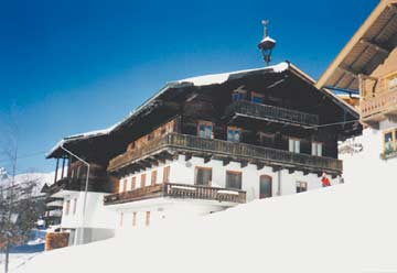 Skihütte Saalbach-Hinterglemm