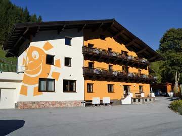 Gruppenhaus Saalbach