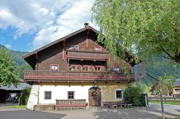 Gruppenhaus Maishofen für den Sommerurlaub