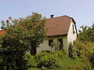 Ferienhaus Schladming im Sommer