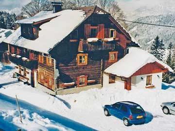 Skihütte bei Schladming - Beste Pistenlage