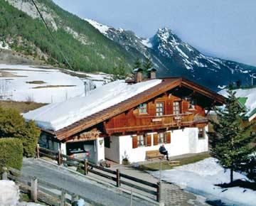 Ferienhaus St. Anton - Skiurlaub am Arlberg