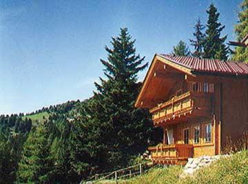 Skihütte Lienz im Sommer