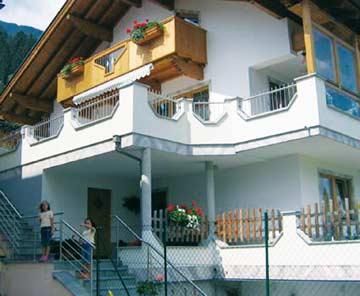 Ferienwohnungen Hippach - ideal für 2 Familien