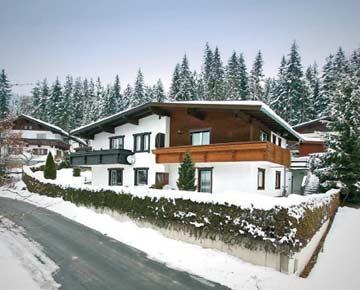 Ferienhaus Ellmau | Doppelhaushälfte am Wilden Kaiser