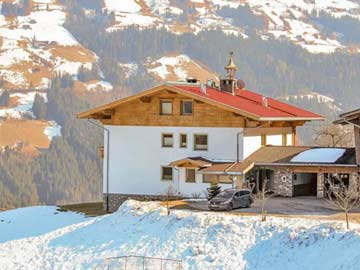 Ferienwohnung Aschau im Zillertal nahe der Talabfahrt